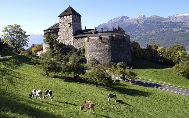Liechtenstein-cast
