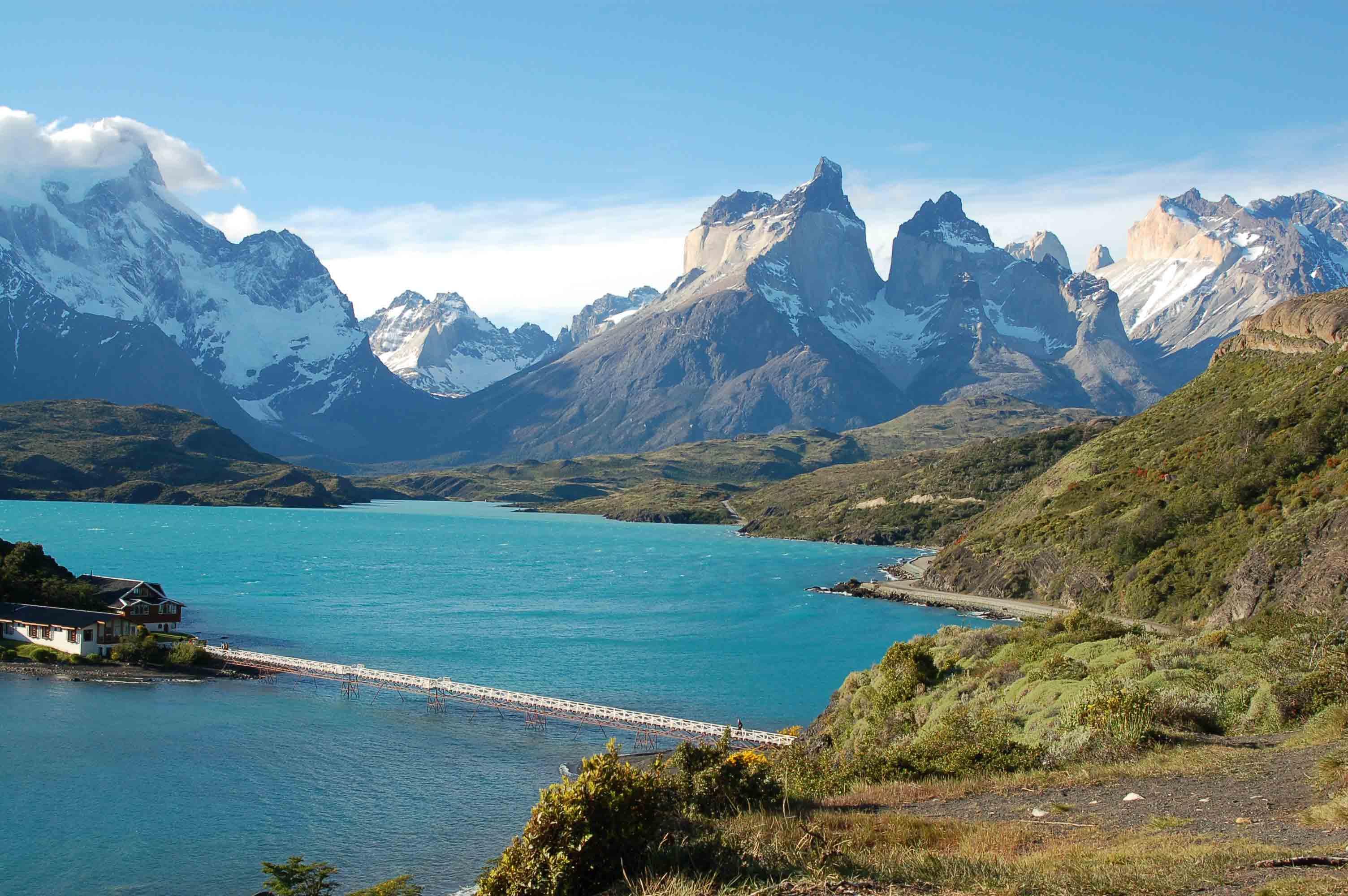 Mountain-Lake-Chile-Background1
