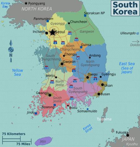 450px-South_Korea_regions_map