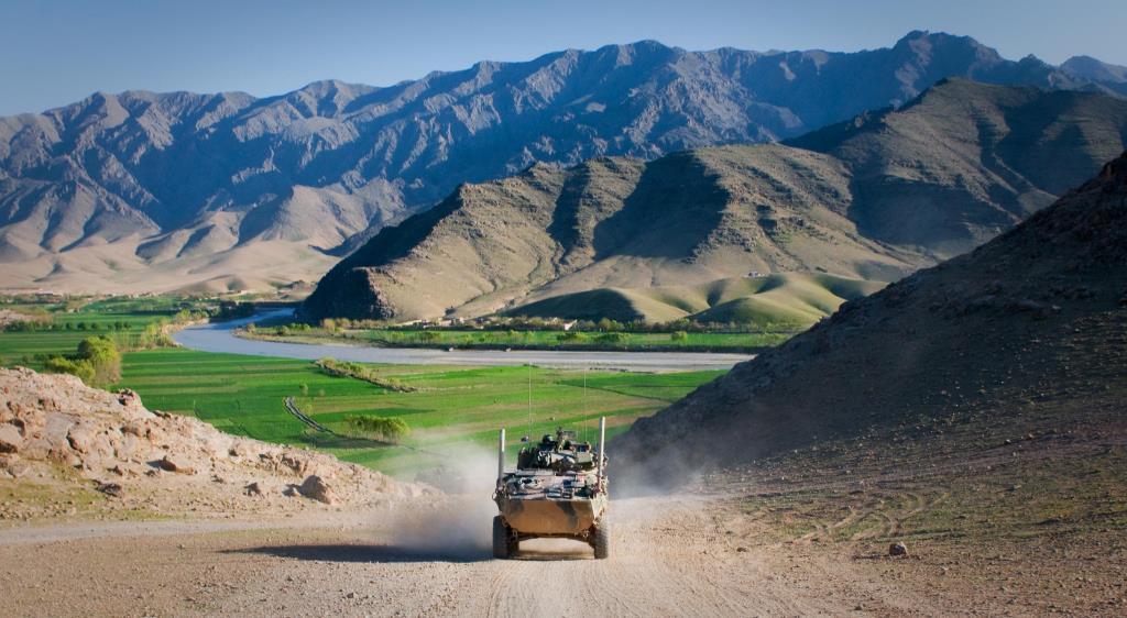 ASLAV_in_Afghanistan_during_early_2011