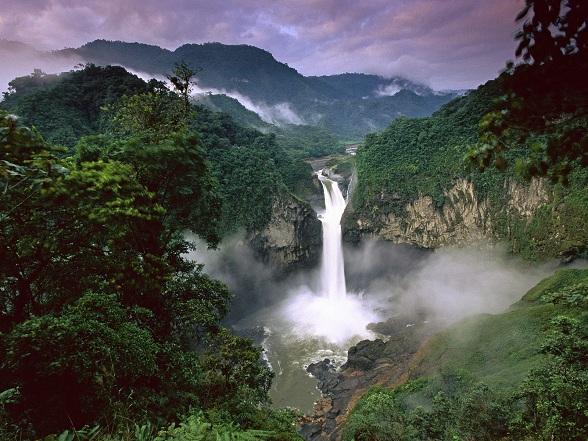Suriname falls