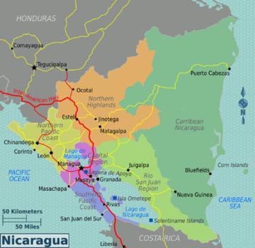 360px-Nicaragua_regions_map