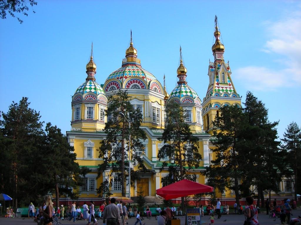Kazakhstan - Tourist Destinations