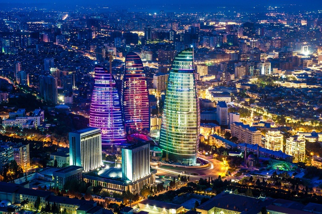 Azerbaijan_city_night