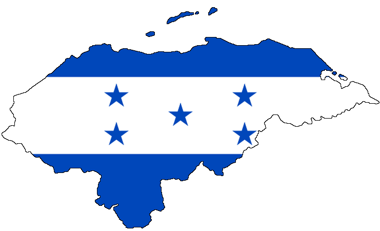 Flag-map_of_Honduras
