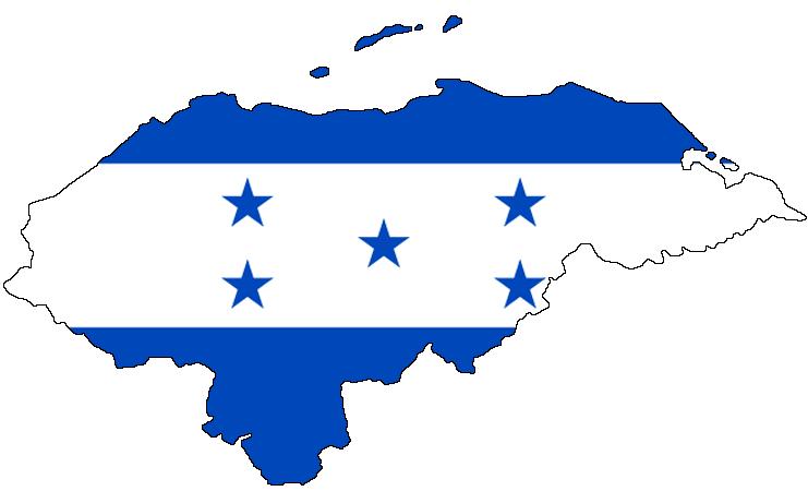 Flag-map_of_Honduras
