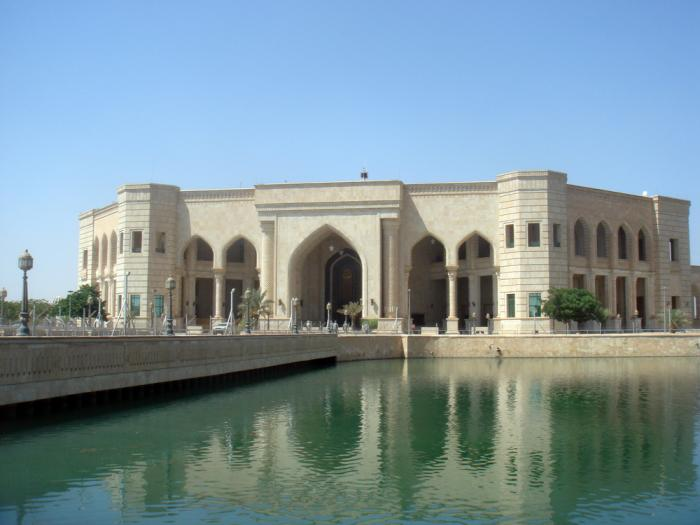 Palace-Bagdhad-Iraq