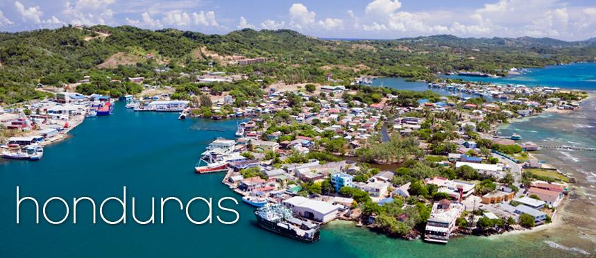 Honduras Tourist Destinations