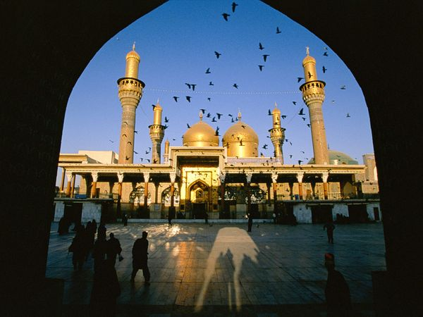 Iraq Beautiful Places