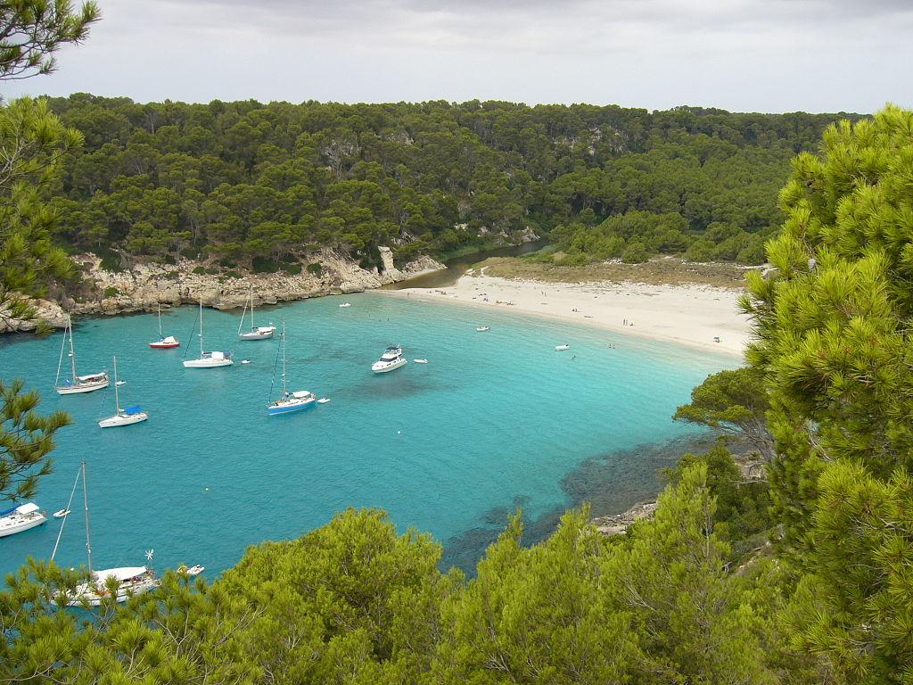 Cala-Trebaluger-Menorca-Balearic-Island-Spain