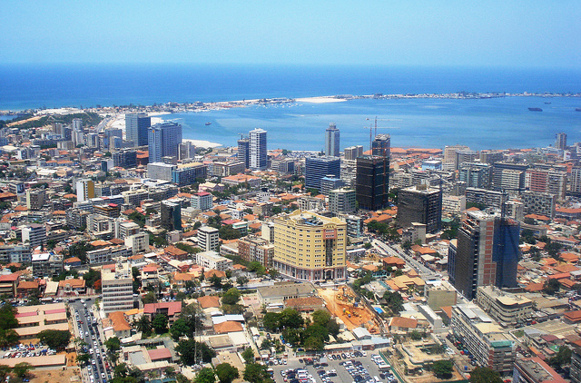 Luanda-City-Angola