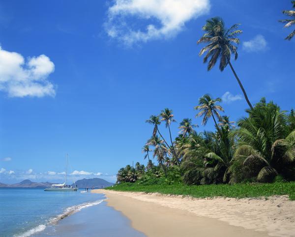Saint Kitts And Nevis Tourist Destinations