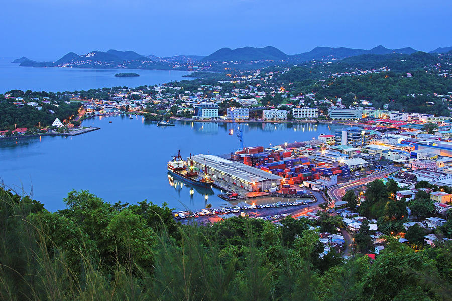 city-of-castries-st-lucia