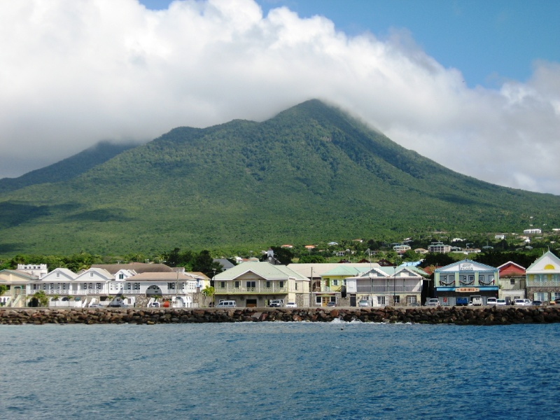 Saint Kitts and Nevis - Tourist Destinations