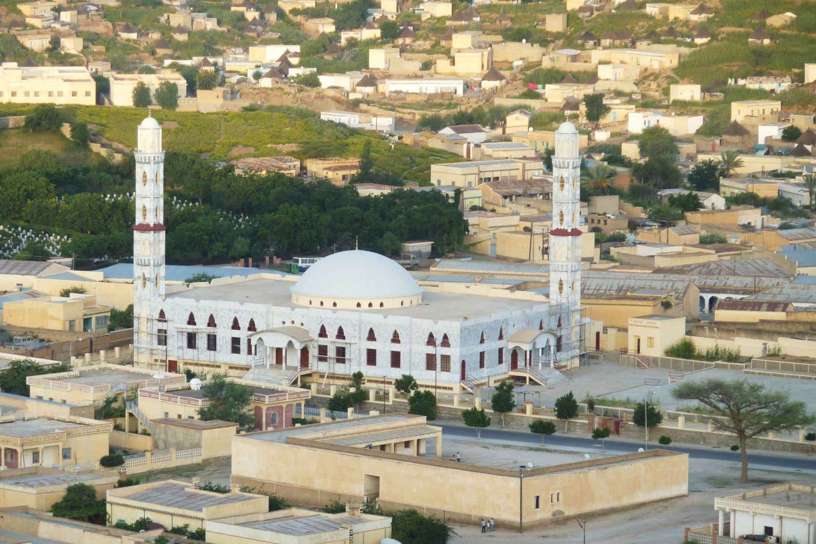 Grande mosquée de Keren
