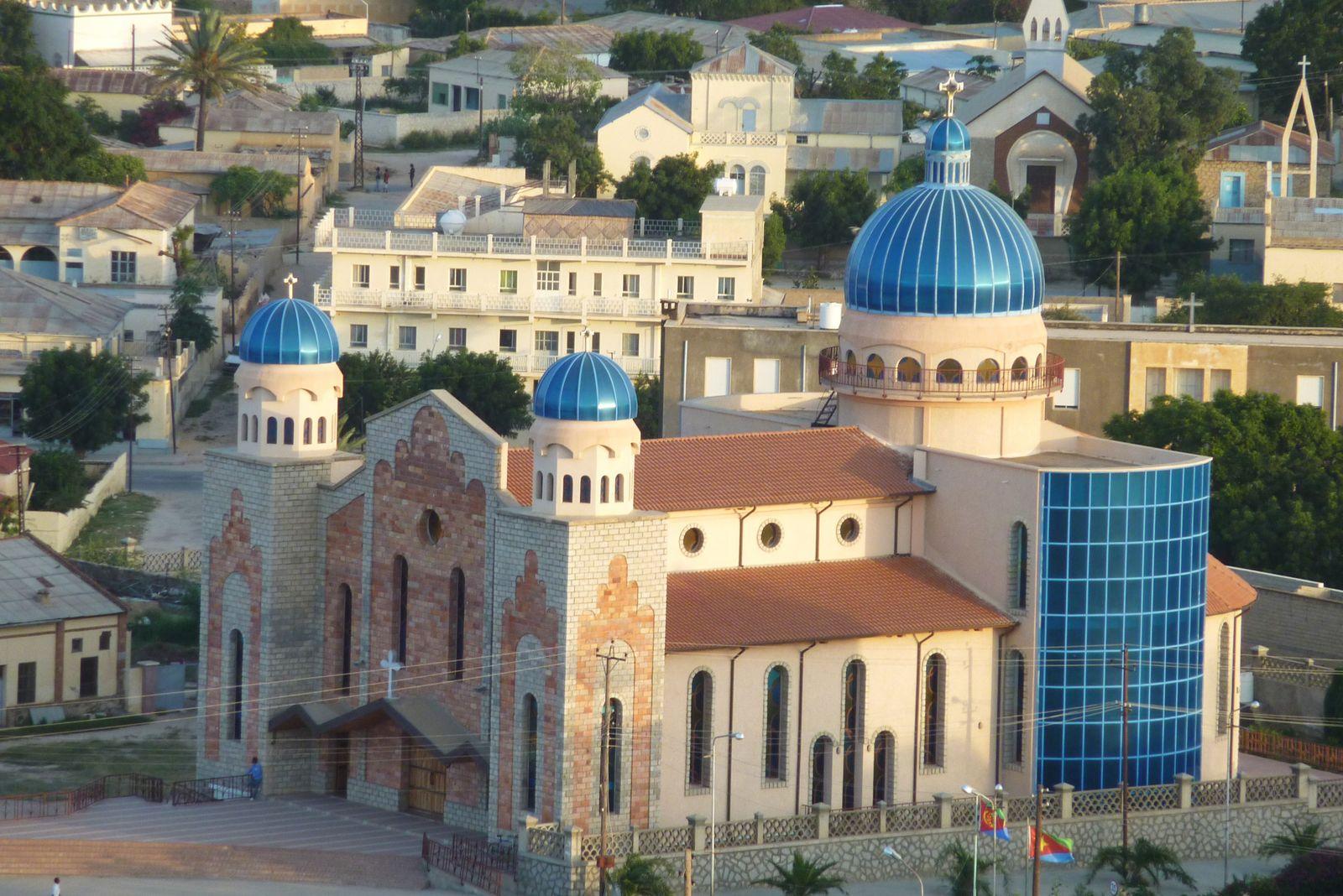 Nouvelle église catholique, Keren
