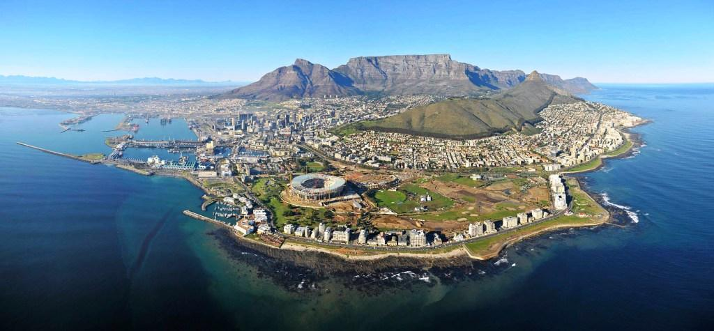 Cape Town South Africa Tourist Destinations