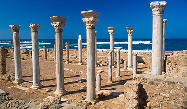 Libya attractions