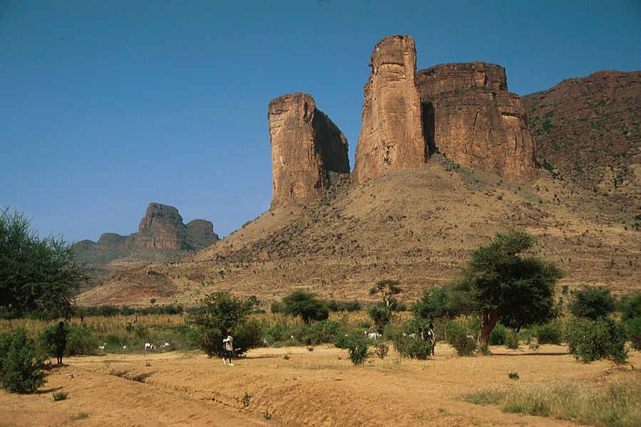 Mali landscape