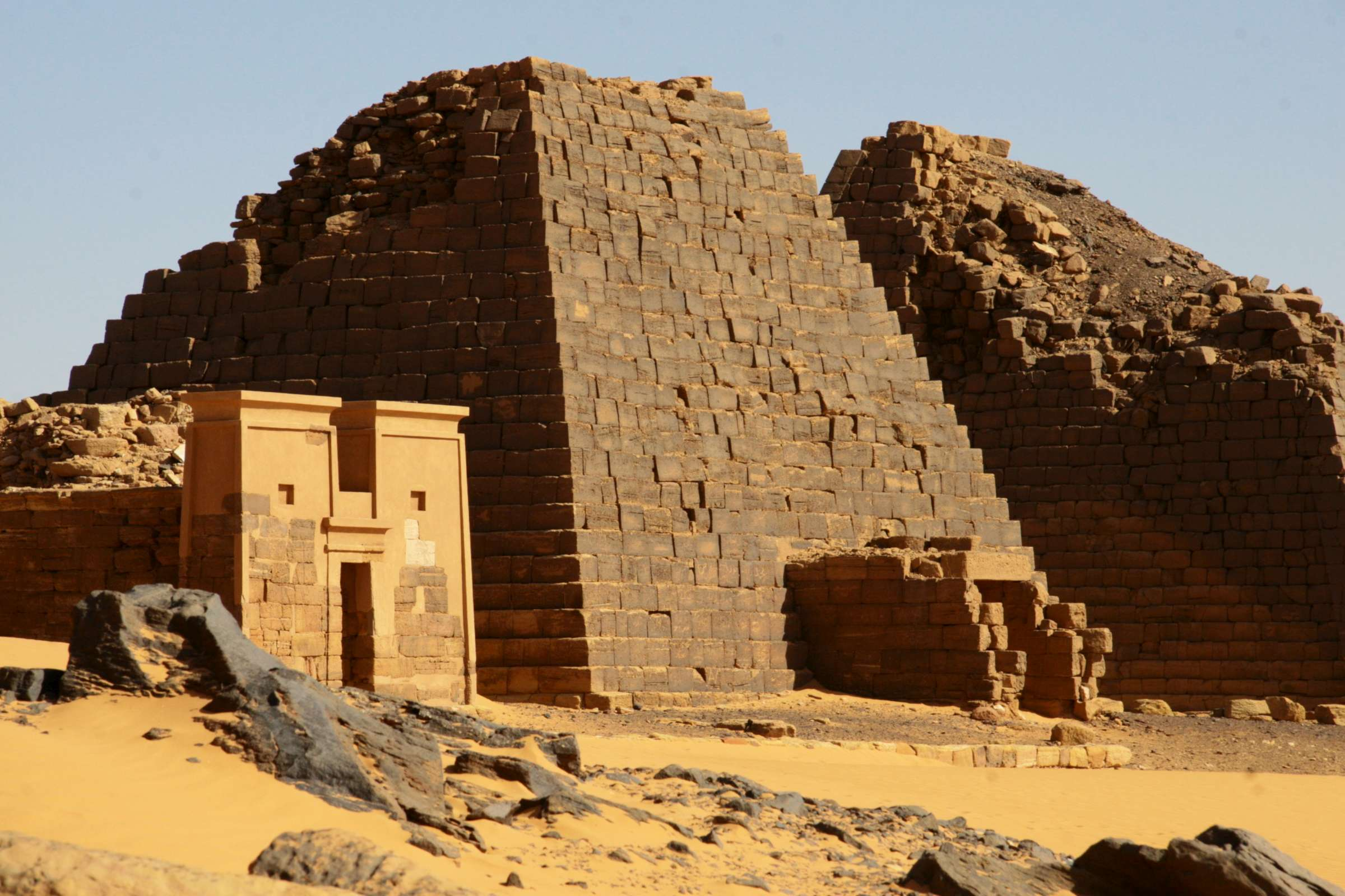 Sudan Africa Tourist Destinations