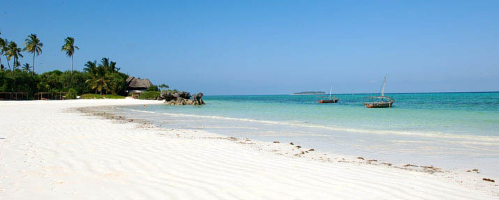 Tanzania-Beaches