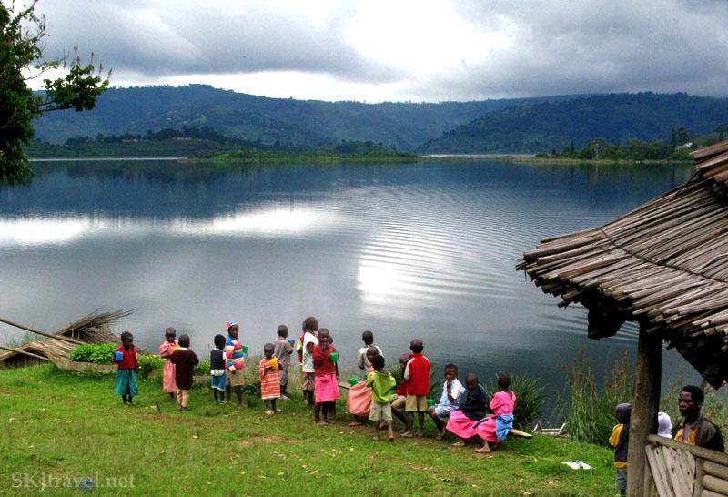 Uganda-scene