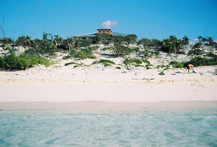 Cat Island house1