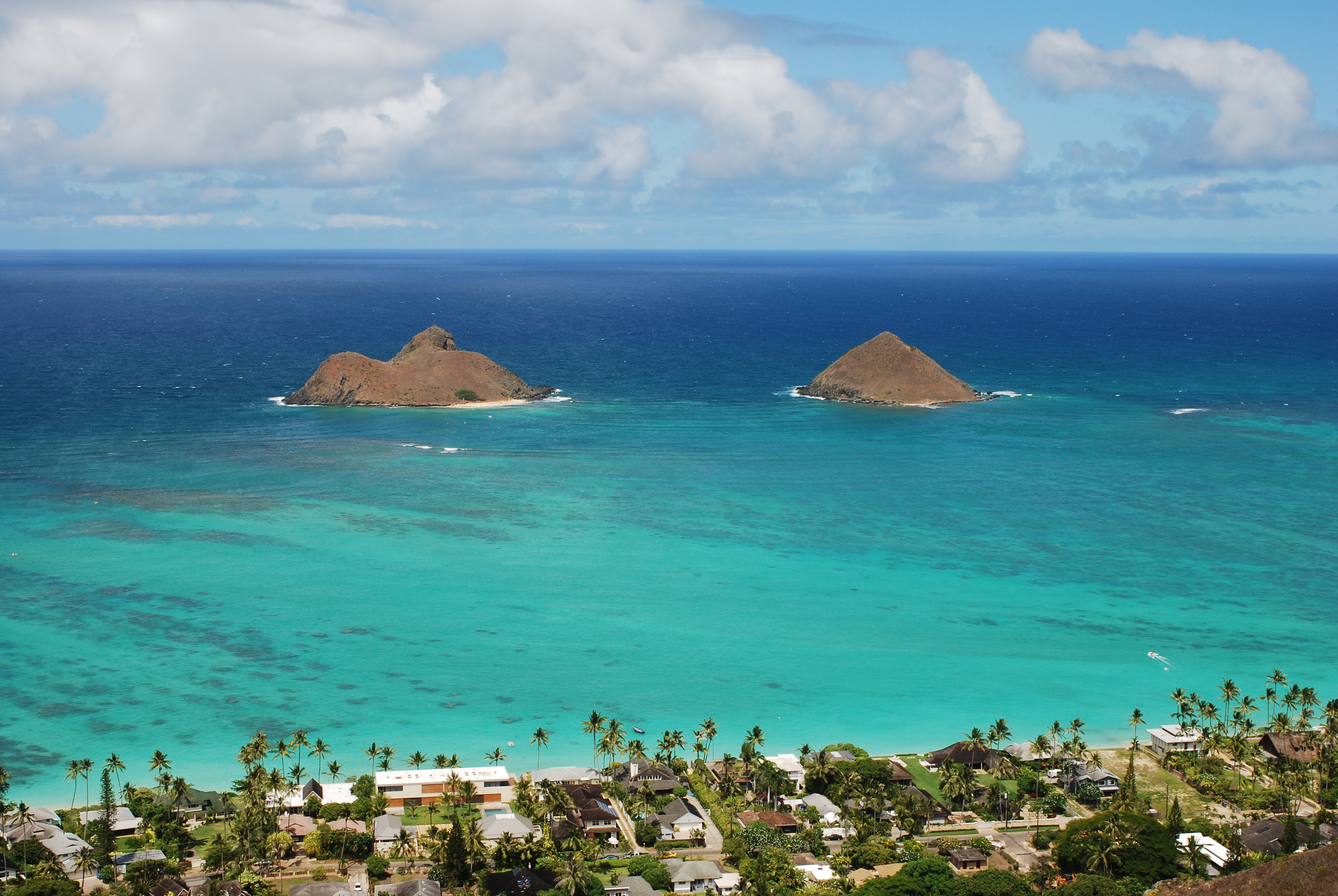 Lanikai Beach, Hawaii - Tourist Destinations