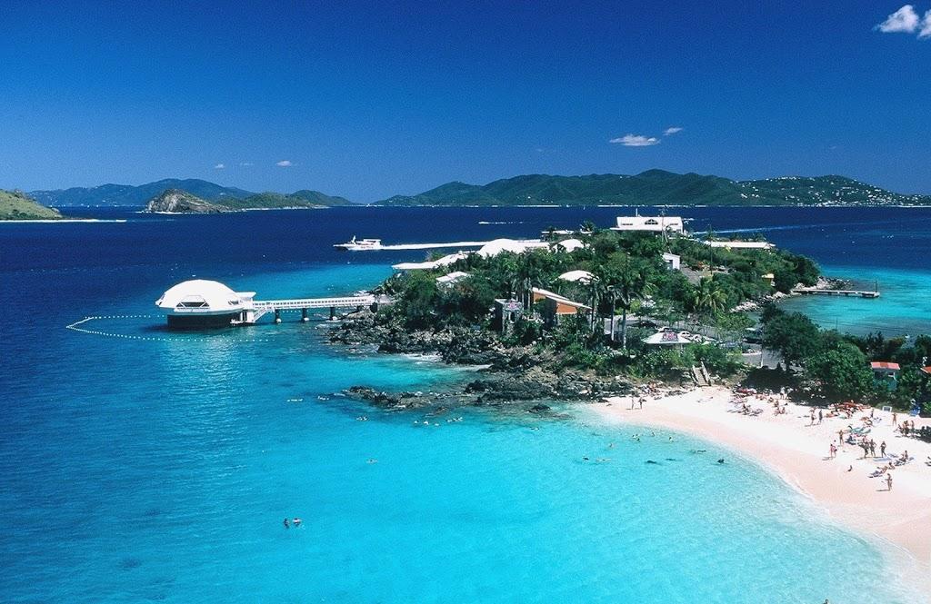 Top Beaches In St Thomas
