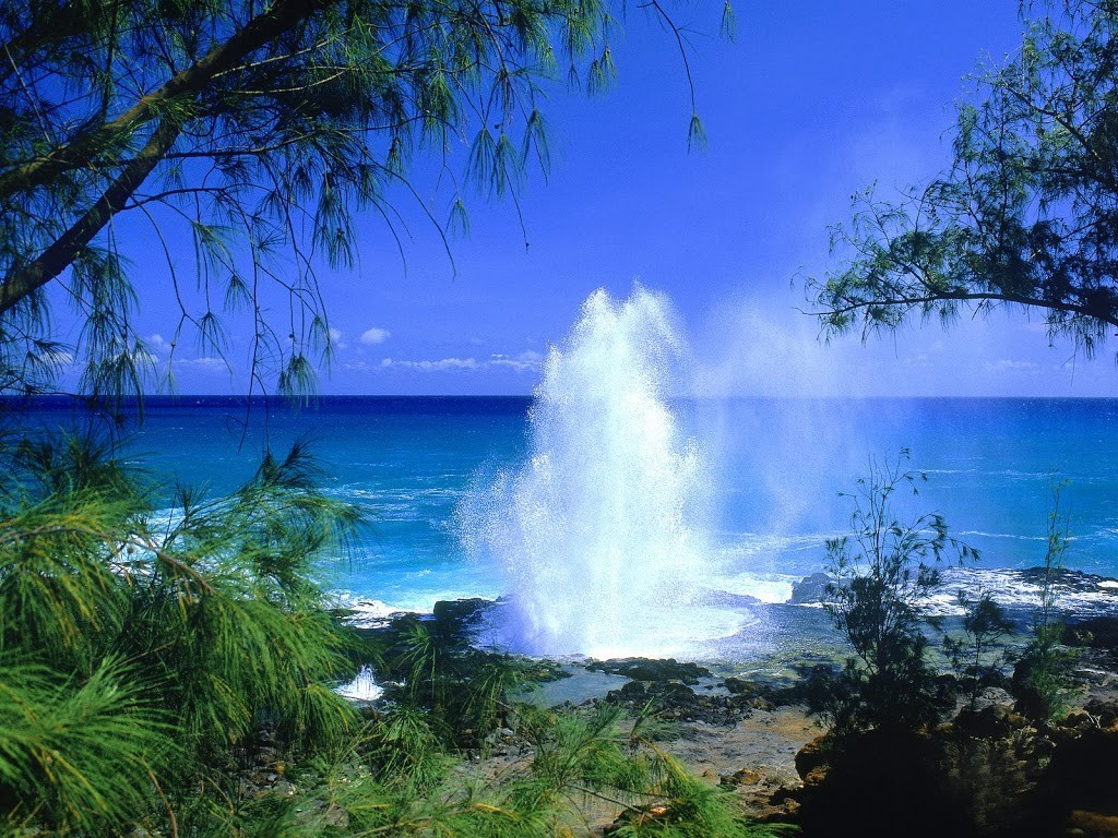 Hawaii one of the most best vacation spot in the world for Vacation spots around the world