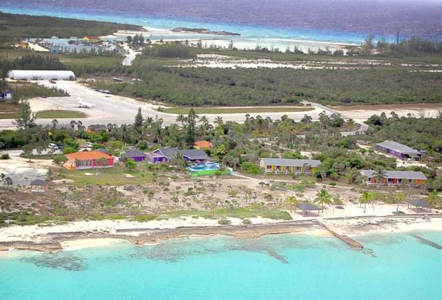 hawks Cat Island