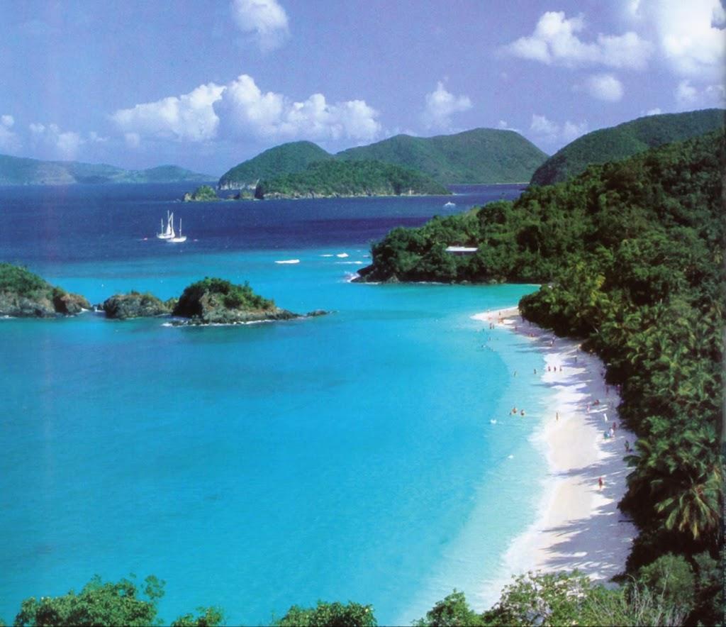 St John Us Virgin Islands Travel Guide