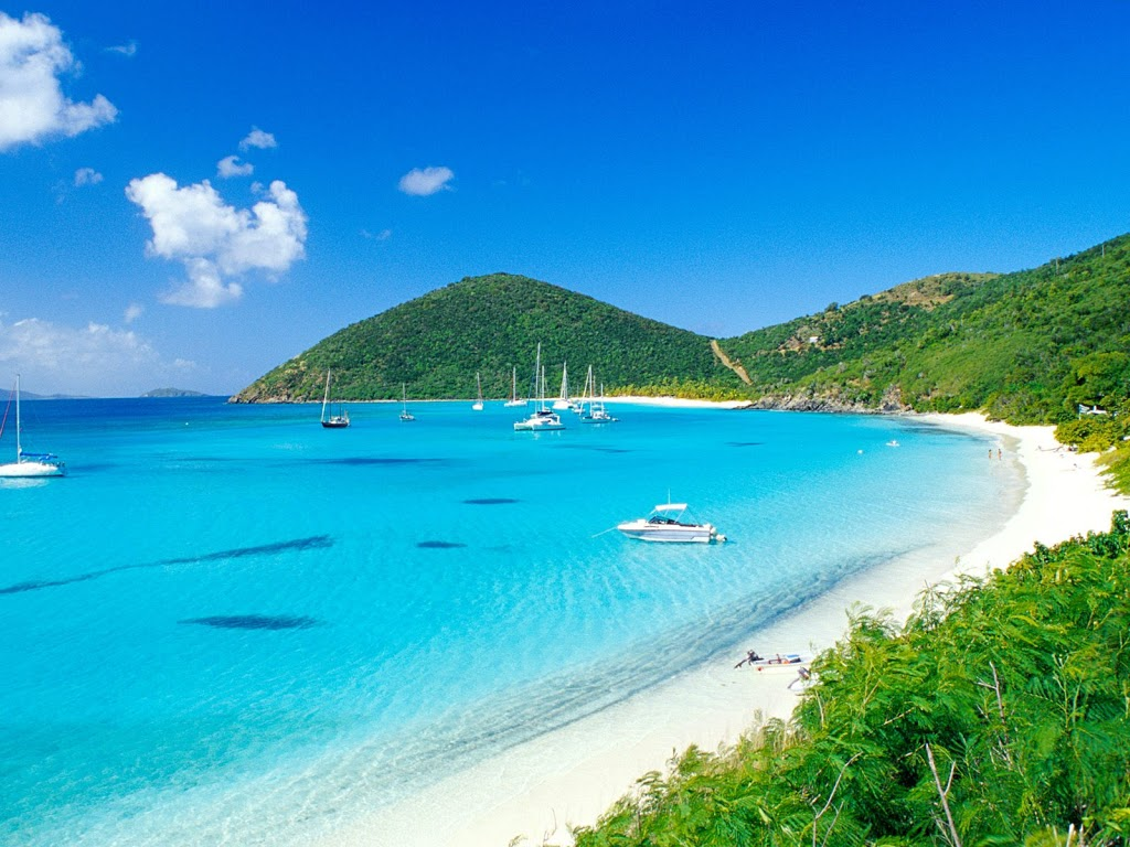 Saint Thomas British Virgin Islands