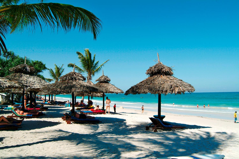 Hotel Diani Sea Resort Kenia Diani Beach