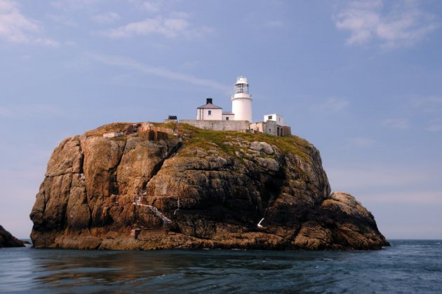 Bishop Rock Island