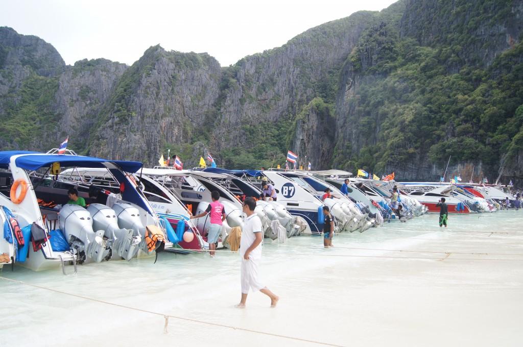 Maya Bay boat tour