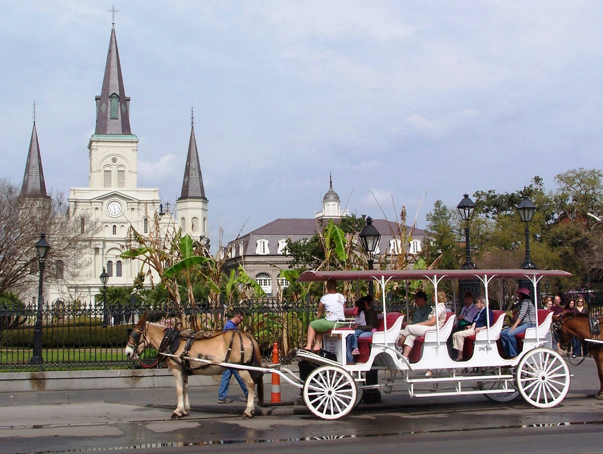 New Orleans Usa Tourist Destinations