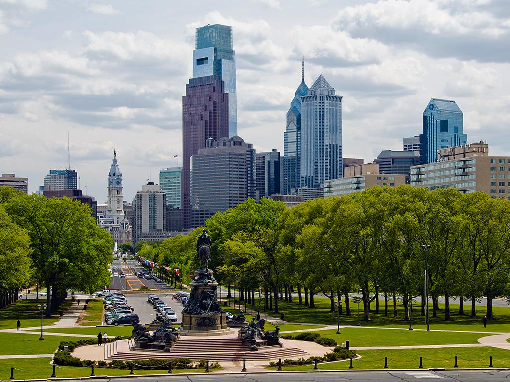 Philadelphia-Benjamin-Franklin-Parkway