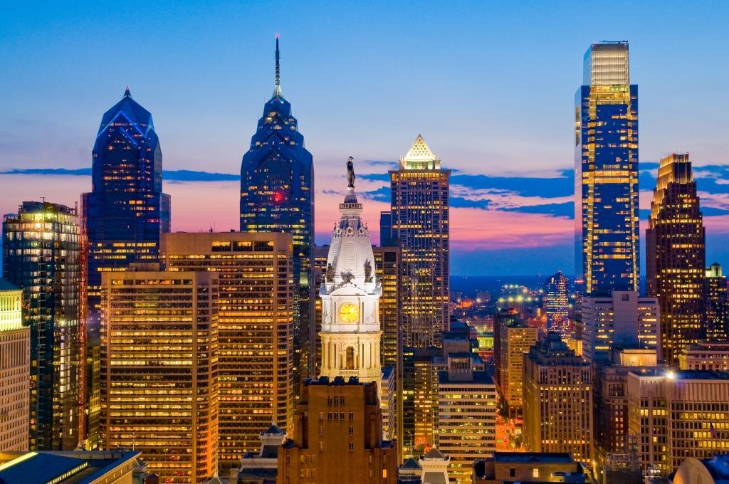 Philadelphia-Skyline.