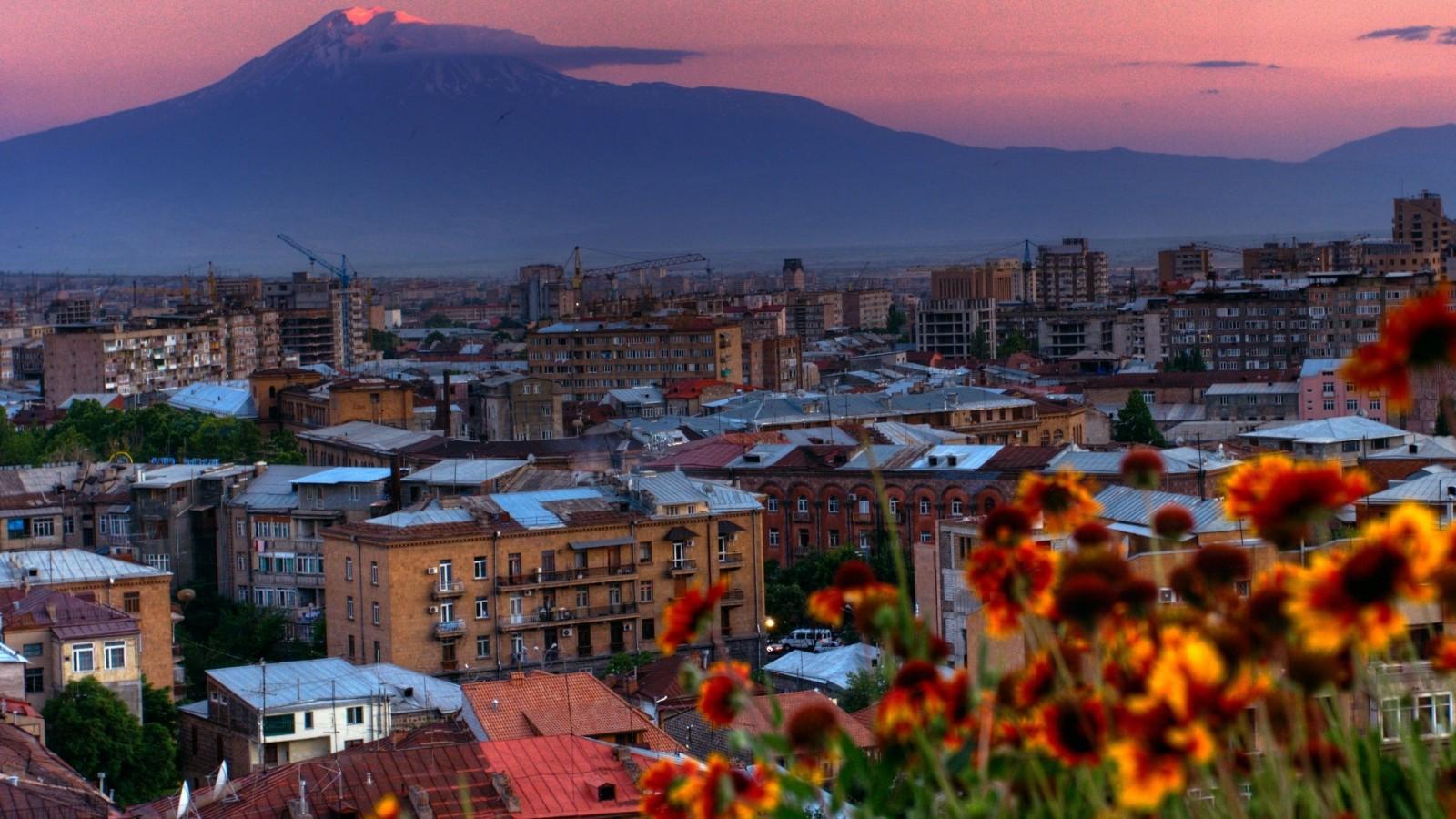 Yerevan-City-Armenia
