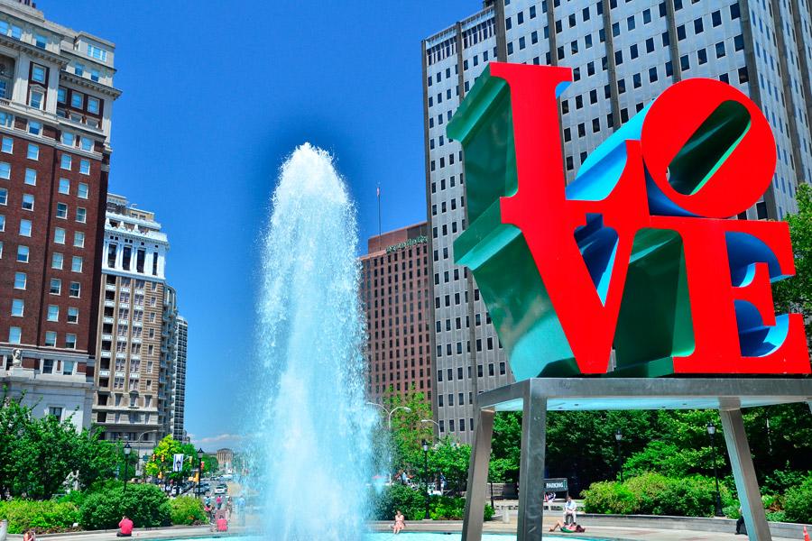 love-park-Philadelphia
