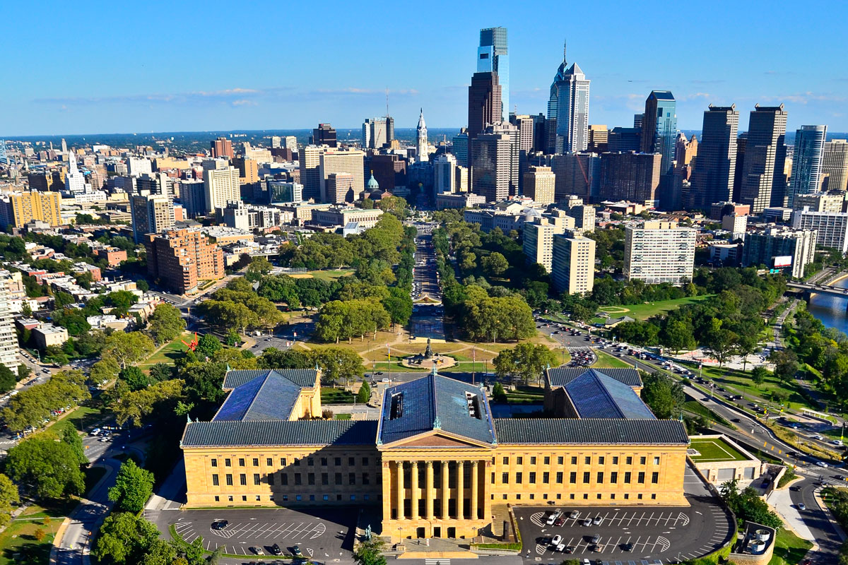 Philadelphia usa tourist destinations for Must see attractions in philadelphia
