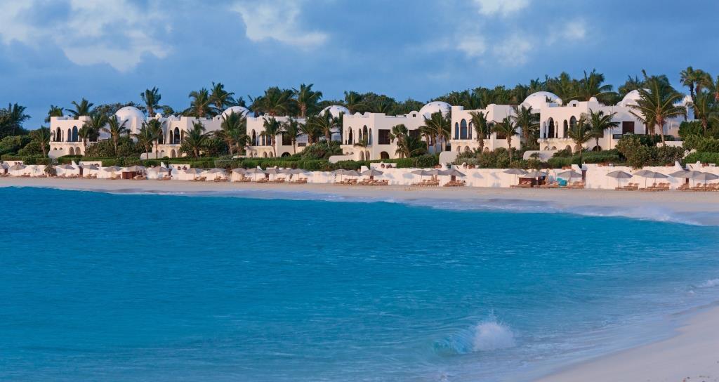 villas Anguilla Island