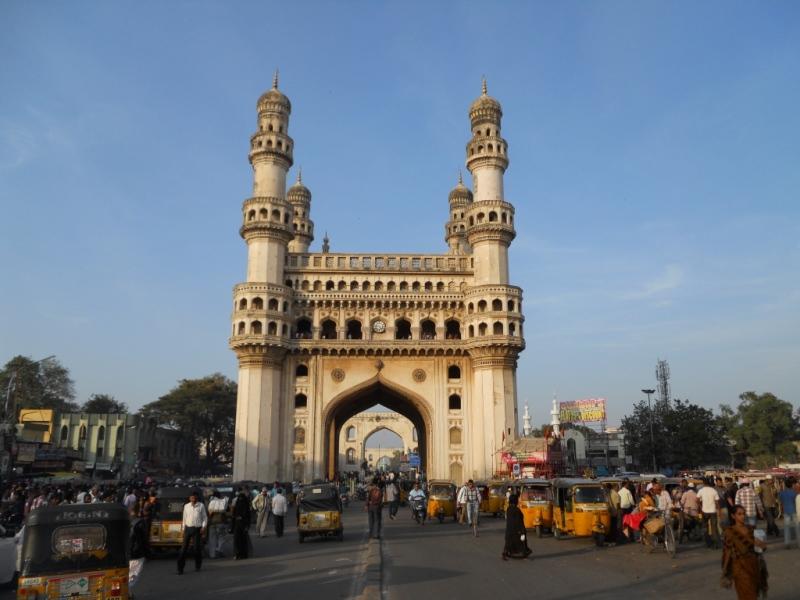 Charminar_Hyderabad_Andhra_Pradesh