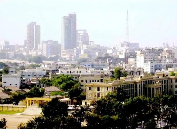 Karachi_downtown