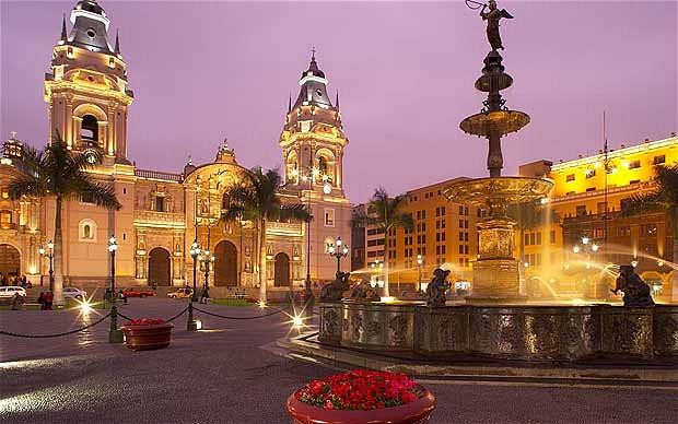 Lima-night