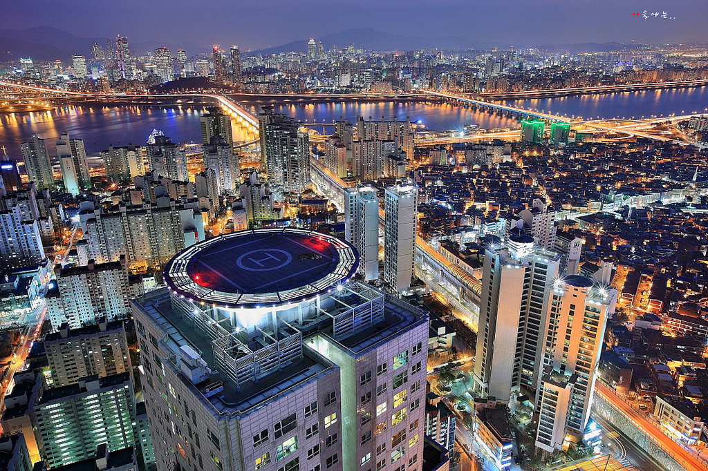 Seoul, South Korea - Tourist Destinations