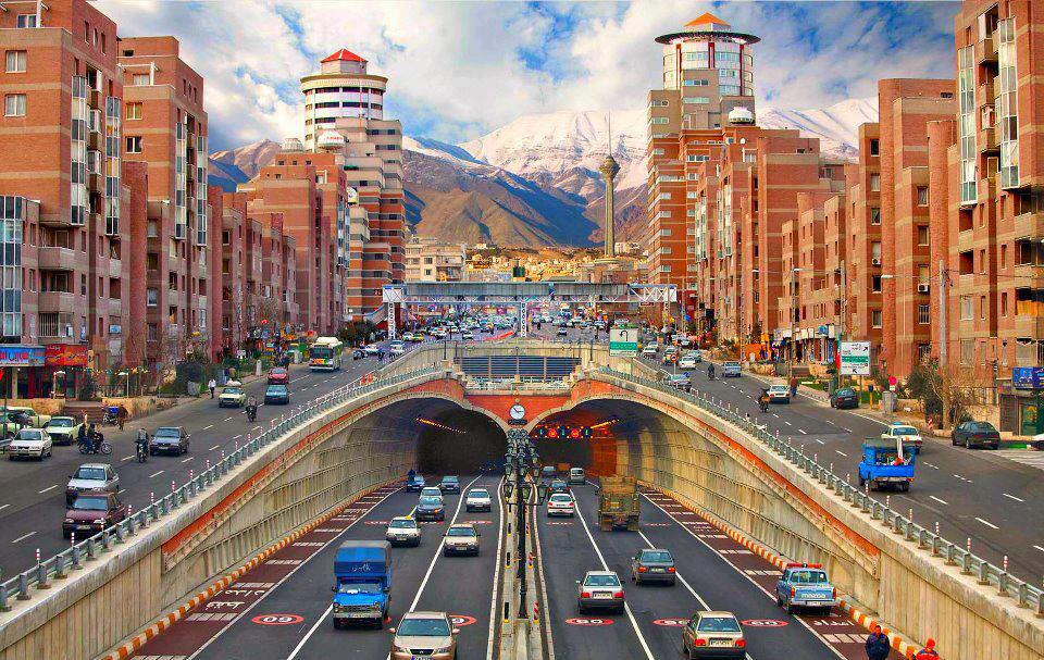 Tehran Tourist places in Tehran