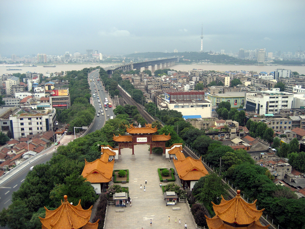 China Wuhan