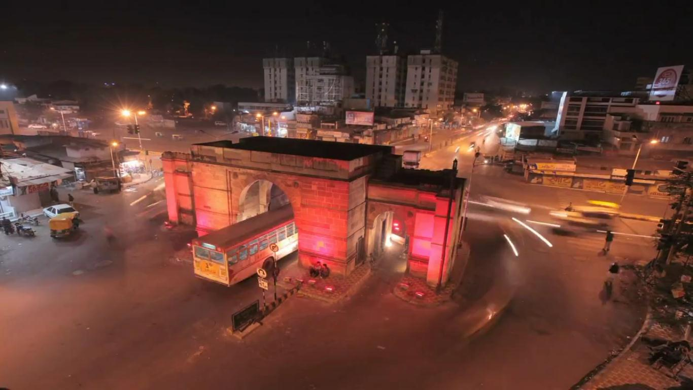 ahmedabad-night